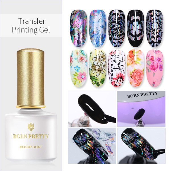 Transfer Printing Gel - Born Pretty 46080