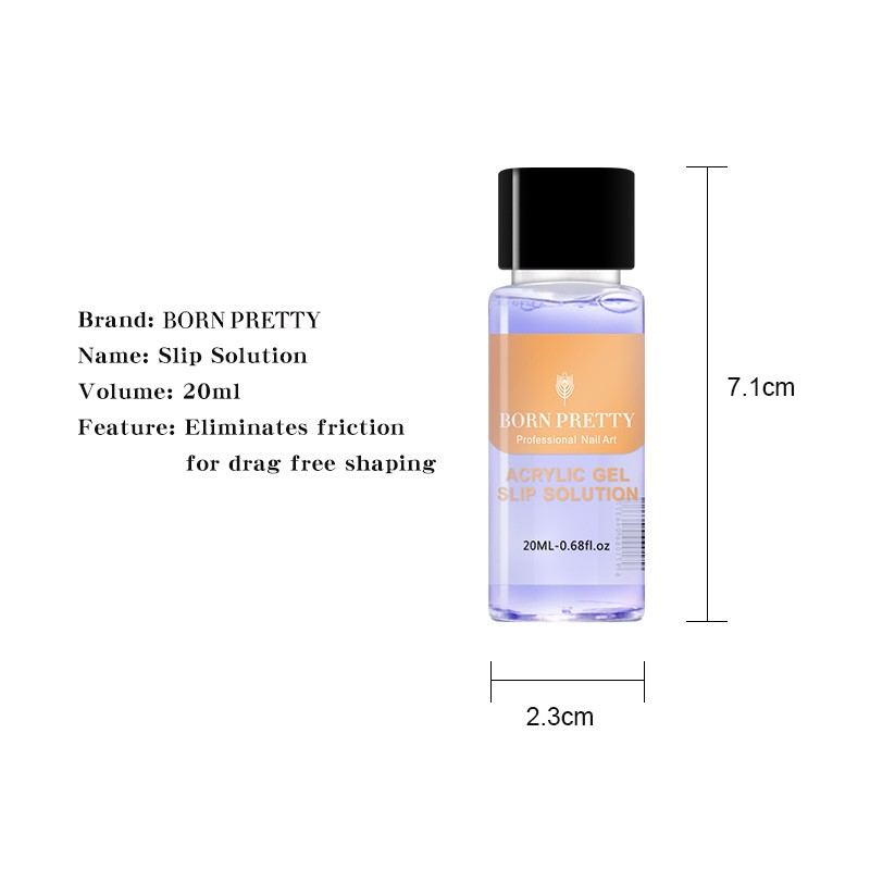 Born Pretty Slip Solution - tekočina za akrilni gel